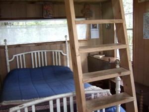 Private Cabin Interior