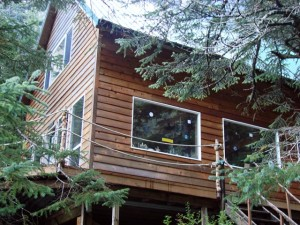 Main Lodge at Kayakers Cove