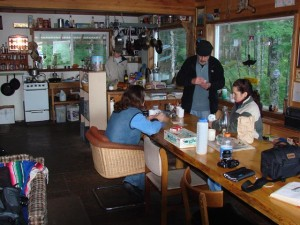 Main Lodge Kitchen